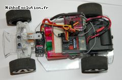 Test chassis maison