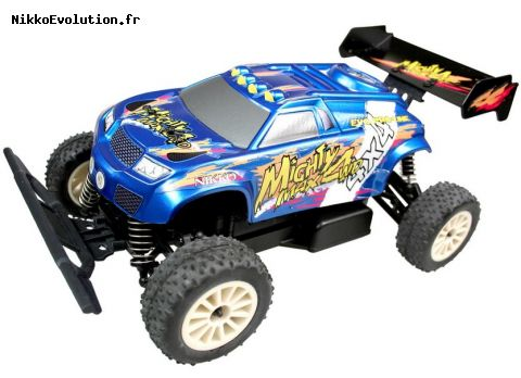 Prototype de la Nikko Mighty Max 4wd